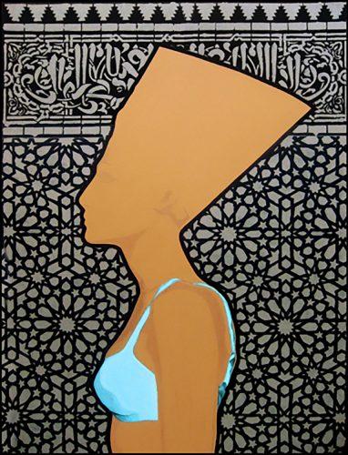 Nefertiti Side