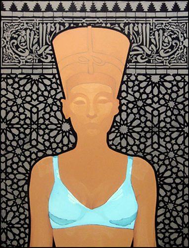 Nefertiti Front